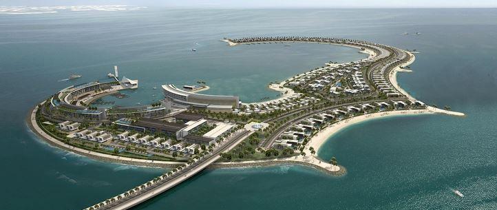 Jumana Island. Credit foto: vanoord.com