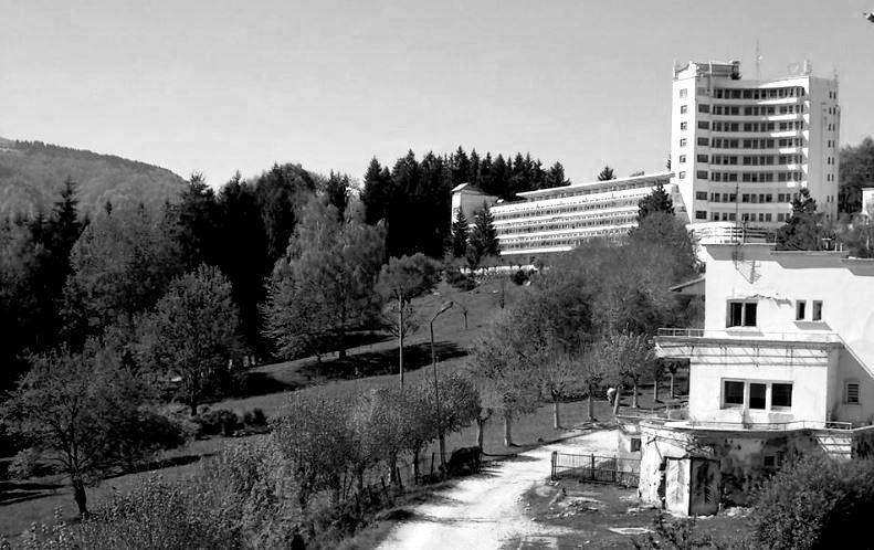 Credit foto: Facebook/Copilăria începe acolo-Sanatoriul Moroeni