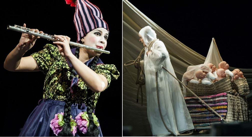 Teatrul Ion Creangă va veni cu spectacolele Clowns și Spaima zmeilor