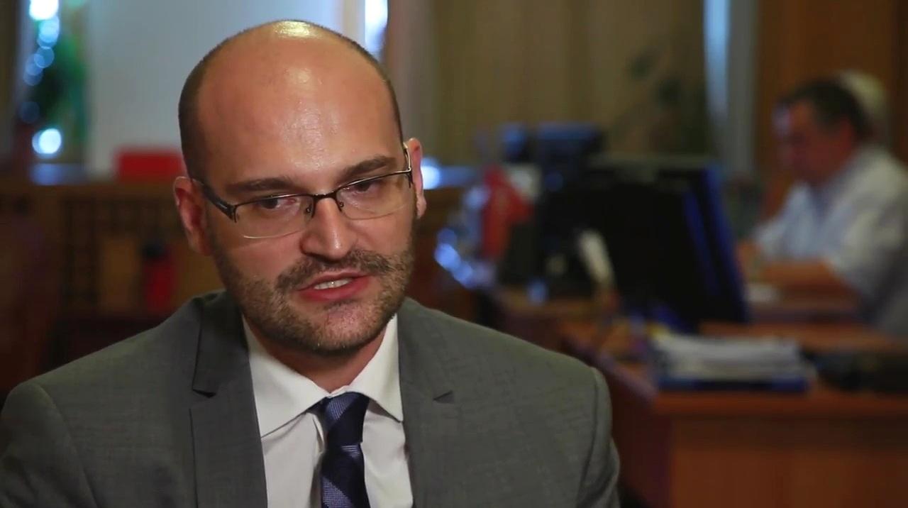 Florin Alexe, inițiatorul proiectului de lege privind reducerea risipei alimentare