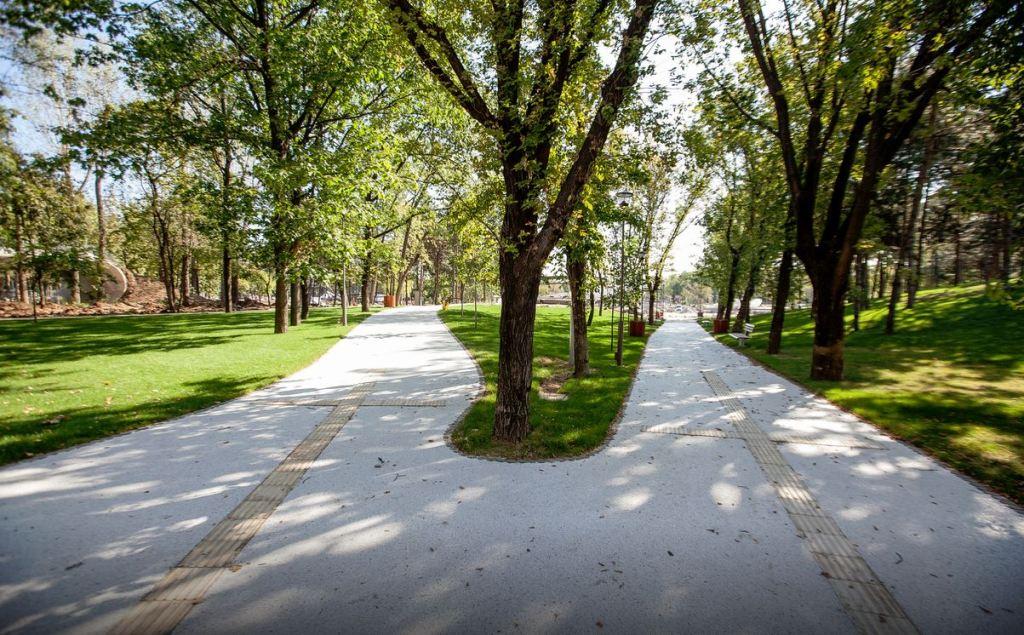 Parcul Drumul taberei 3