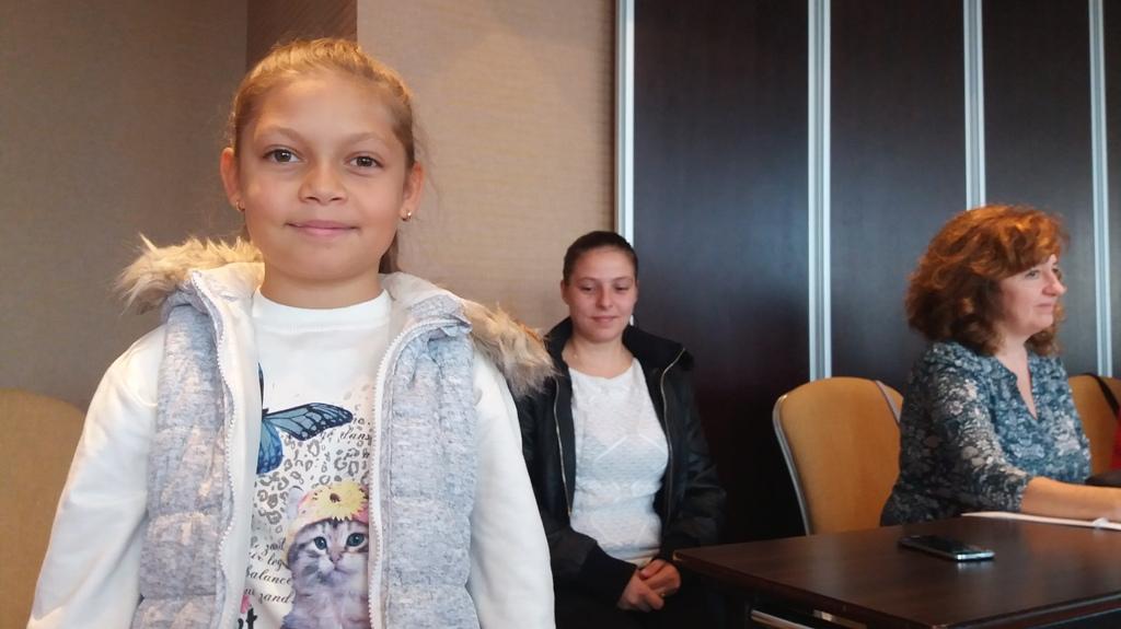 Andra Ioana Drumaș, 8 ani